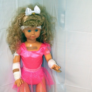 Bandage Barbie